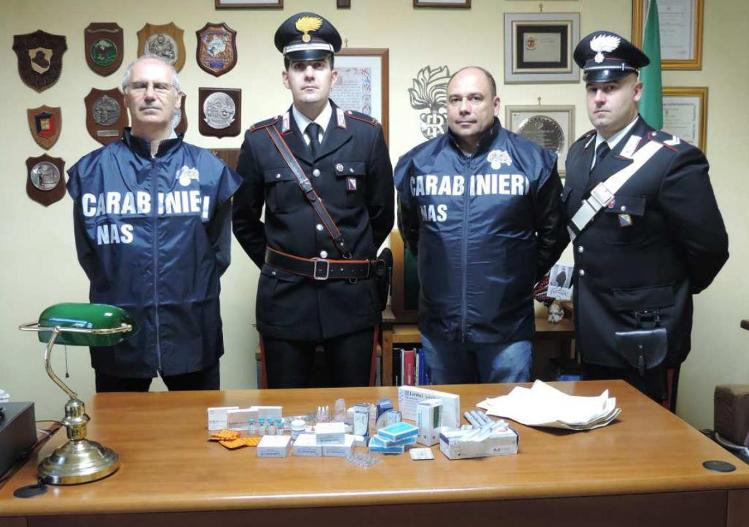 CAPOTERRA, Denunciato un personal trainer di Quartu per detenzione di farmaci e sostanze dopanti