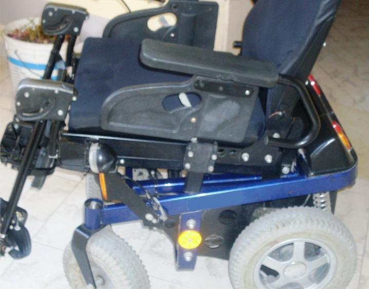 ORISTANO, Denunciato un cittadino rumeno per il furto di una carrozzina per disabile