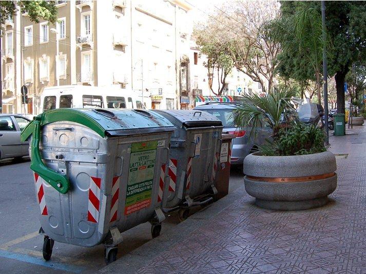 RIFIUTI, La Sardegna all'8° posto nazionale con il 51% di raccolta differenziata