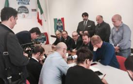 REGIONE, Il centrodestra accelera: a novembre il nome del candidato Governatore