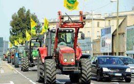 """CAGLIARI, Domani i pastori sardi in marcia coi trattori per """"difendere una tradizione secolare"""""""