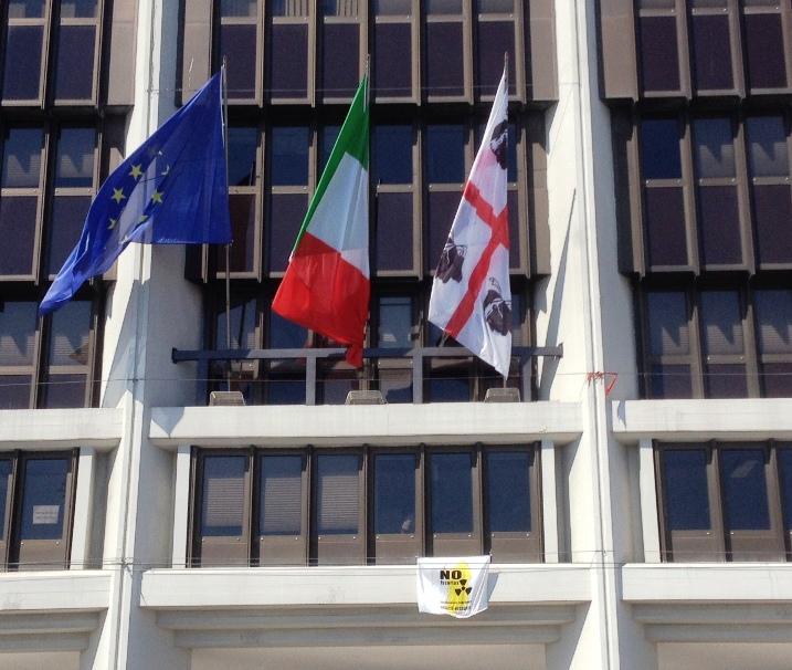 SCORIE NUCLEARI, Domani mobilitazione contro Deposito nazionale. Politica compatta e bandiera del 'No' sventola in Consiglio regionale