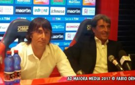 CALCIO, Il Cagliari alla conquista dell'HKFC Citi Soccer Sevens: le parole di Beretta e Conti