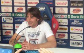 """CALCIO, Daniele Conti: """"Cagliari mi ha fatto diventare uomo e sarà sempre nel mio cuore"""""""