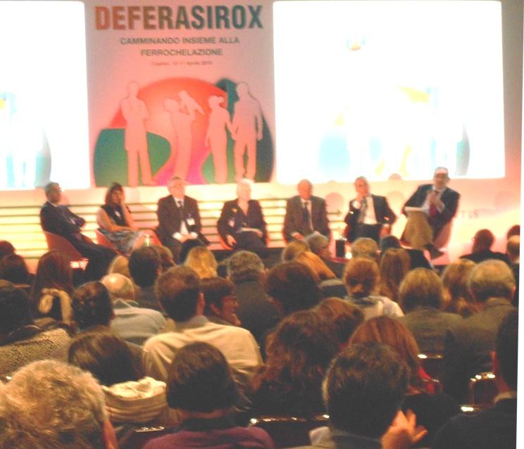 CAGLIARI, Specialisti da tutta Italia a confronto per nuove strategie sulla tossicità del ferro