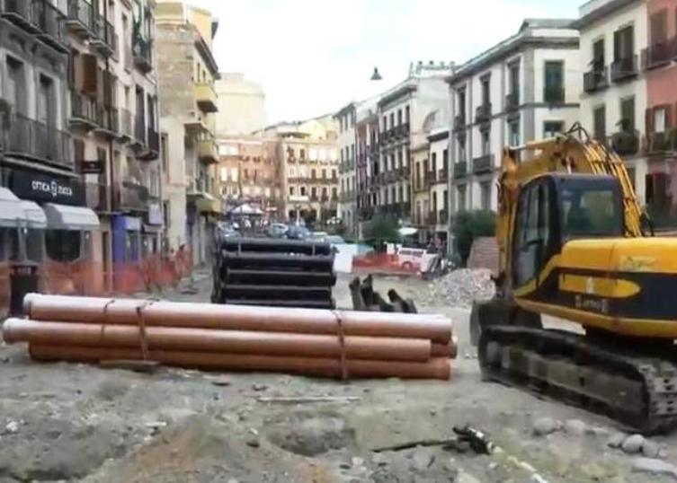 Gli scavi nel Corso e la sindrome archeologica dei cagliaritani (Emilio Belli)