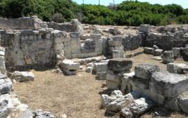 CUGLIERI, Manutenzione sentieri e strade che portano al sito archeologico di Cornus