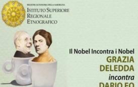 """Stranezze in Sardegna: """"Grazia DeleddaincontraDario Fo"""", paragoni che fanno male alla cultura (Angelo Abis)"""