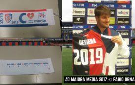 """CALCIO, Dessena e il Cagliari insieme fino al 2019: """"La migliore squadra del mondo e casa mia. Un rinnovo che desideravo fortemente"""""""