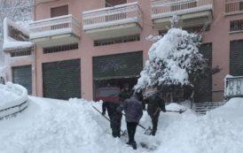 MALTEMPO, La Giunta Pigliaru scivola anche sulla neve: un post su Facebook scatena la protesta