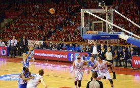 PALLACANESTRO, Gara 1 playoff a Reggio Emilia: Dinamo sconfitta nettamente per 85 – 68