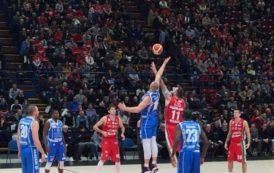 PALLACANESTRO, Una Dinamo fiera e combattiva si arrende allo strapotere dell'Olimpia Milano: 86-77