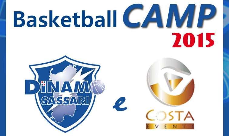 PALLACANESTRO, Dal 12 al 18 luglio, il Dinamo Camp a Cagliari e Quartu