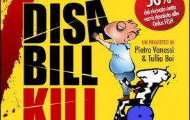"""Vado a Montecitorio a presentare """"Disabillkill"""": che emozione! (Tullio Boi)"""