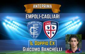 """CALCIO, Il doppio ex di Empoli-Cagliari. Banchelli: """"Qualche giocatore non sta rispettando le attese"""""""