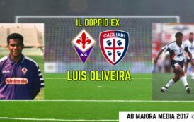 """CALCIO, Il doppio ex di Fiorentina-Cagliari """"Lulù"""" Oliveira: """"Rossoblu… e se provaste a rifare ciò che ci diceva Mazzone?"""""""