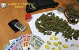 ALGHERO, Spacciava marijuana e hashish in un b&b: arrestato giovane algherese