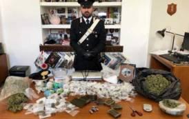 CAGLIARI, Antidroga a Sant'Elia: spacciava a casa hashish e marijuana. Condannato ad 1 anno e rimesso in libertà
