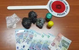 DOMUS DE MARIA, Spacciava marijuana: arrestato cuoco 22enne