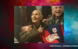 CALCIO, Addio al decano rossoblù Enrico Cocco: aveva 95 anni