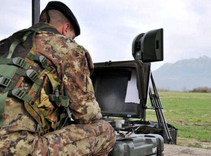 ANTINCENDIO, L'impegno dell'Esercito nella lotta agli incendi: fasce parafuoco nel Monte Sant'Antonio di Macomer