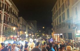"""CAGLIARI, """"E-state in corso"""" si rinnova e si estende anche in piazza Yenne"""