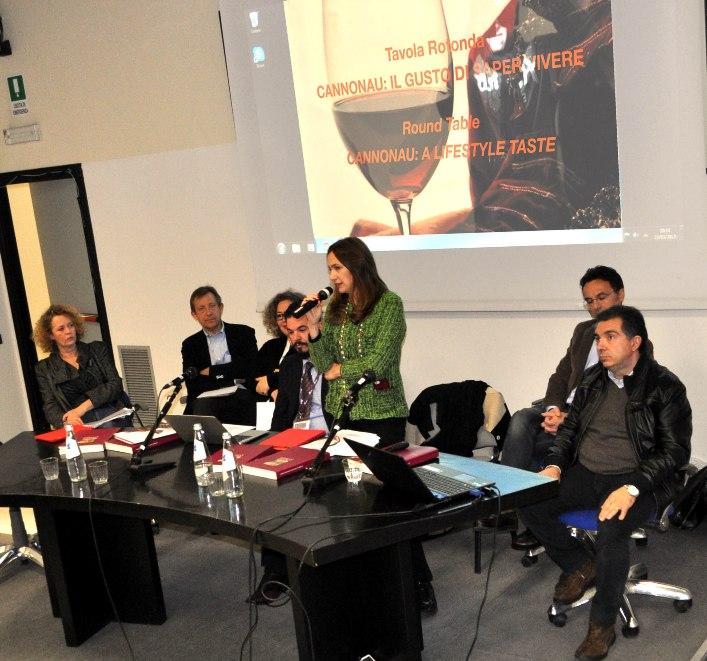 """VINITALY, Assessore Falchi: """"Puntiamo su innovazione e omogeneità delle produzioni di Cannonau"""""""