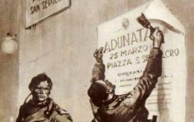 Convegno sul centenario dei Fasci di combattimento: il mancato gradimento dell'Anpi (Angelo Abis)