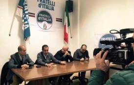 """POLITICA, Fratelli d'Italia: """"Dopo oltre tre anni di governo, Giunta regionale non pervenuta"""""""