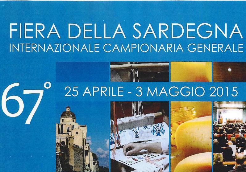 CAGLIARI, Domattina sarà tagliato il nastro della 67^ edizione della Fiera della Sardegna