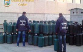 CAMPIDANO, A Villacidro e San Gavino sequestrate 200 bombole: due denunce per violazione norme antincendio