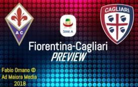CALCIO, Fiorentina-Cagliari: preview