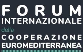 CAGLIARI, Cooperazione euromediterranea: le due giornate del primo forum internazionale