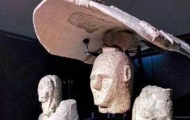 SARDEGNA, Giganti di Mont'e Prama contro il ridimensionamento del Museo Archeologico di Cabras