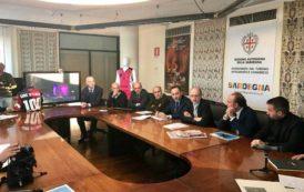 SPORT, Cento giorni alla 'Grande partenza' dalla Sardegna del centesimo Giro d'Italia