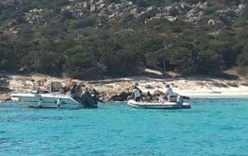 LA MADDALENA, Barca nella zona protetta della spiaggia rosa di Budelli: sanzionato il trasgressore