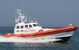 PALAU, Barca a vela alla deriva: coppia di tedeschi recuperata dalla Guardia Costiera
