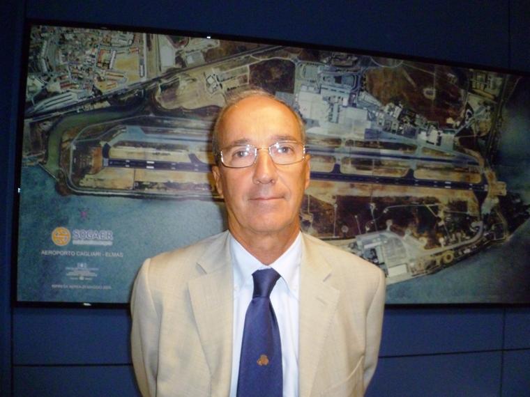 CAGLIARI, Nominato il nuovo presidente della Sogaer: Carlo Ibba