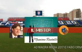 """CALCIO, Rastelli: """"Voglio un Cagliari compatto e coraggioso"""""""