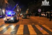 CAGLIARI, Coppia investita sulle strisce pedonali in via Roma finisce al Pronto soccorso