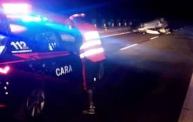 SARDEGNA, Incidente mortale sulla 131: auto si schianta sul guardrail