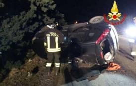 SETTIMO SAN PIETRO, Auto fuori strada nella Provinciale 12: donna al Pronto soccorso