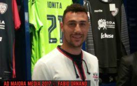 """CALCIO, Ionita: """"Felice della mia stagione a Cagliari"""""""