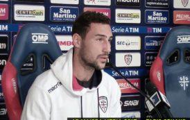 """CALCIO, Il post Cagliari-Lazio. Rastelli: """"In debito con la classifica"""". Ionita: """"Complimenti alla squadra"""""""
