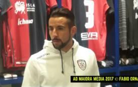 CALCIO, Ufficiale: Isla ha rescisso con il Cagliari