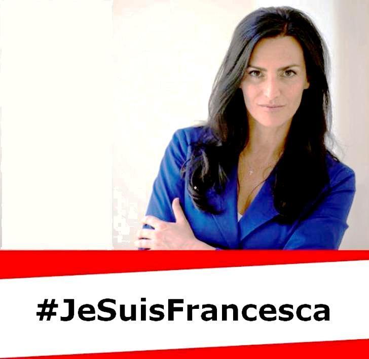 ARSENICO, Una nuova campagna di solidarietà: #JeSuisFrancesca