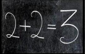 ARSENICO, In tema immigrazione la matematica è un'opinione