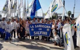 """SARDEGNA, Da oggi a Nuoro la Lega col tour """"Sempre tra la gente"""" prepara la visita di Salvini"""