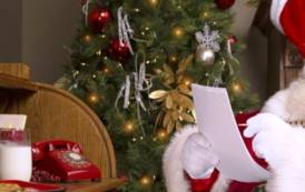 """Lettera a Babbo Natale: """"Donaci una classe politica saggia per guardare al futuro con speranza"""" (Pierluigi Mannino)"""