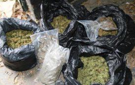 "LOTZORAI, Oltre 5 chili di marijuana nascosti nell'ex discoteca ""Gazebo Dancing"""